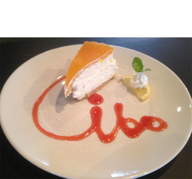 Cibo Dessert